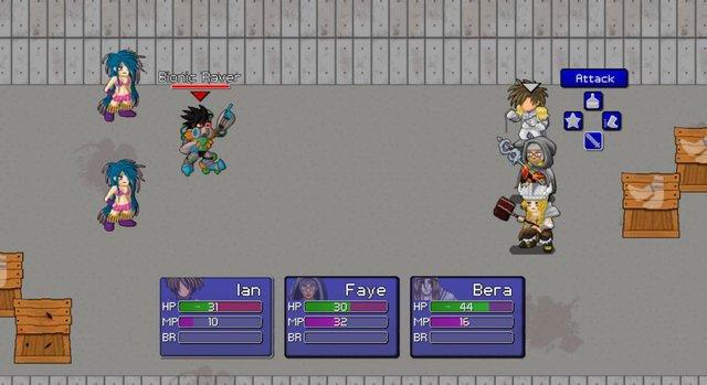 The Island of Eternal Struggle screenshot