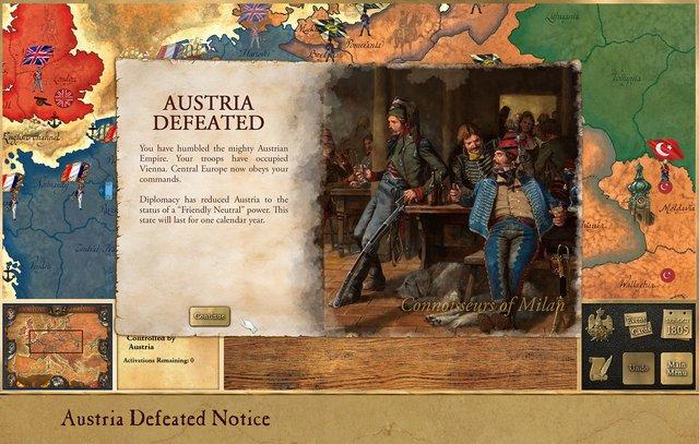 Victory and Glory: Napoleon screenshot