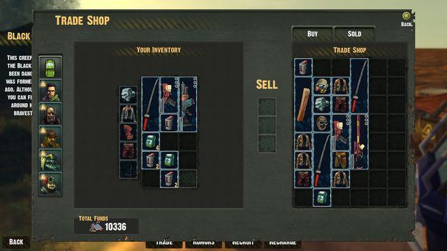 Fallen: A2P Protocol screenshot