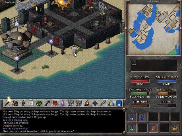 Eschalon: Book III screenshot
