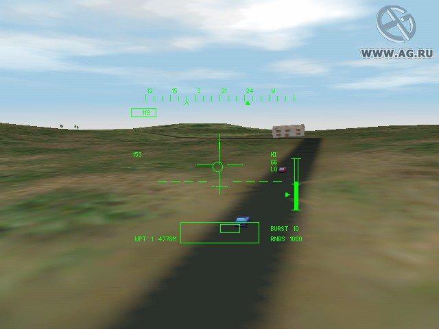 Team Apache screenshot