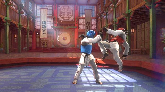 Taekwondo Grand Prix screenshot