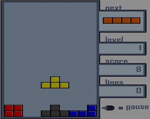 Tetris (itch) (Tmental) screenshot