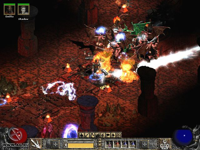 Diablo 2 Expansion: Lord of Destruction screenshot
