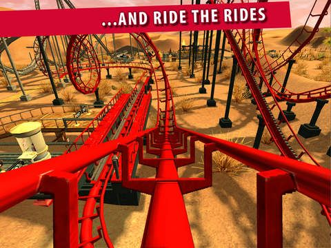 RollerCoaster Tycoon 3: Магнат индустрии развлечений screenshot