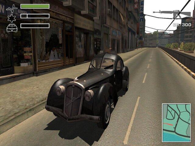 Driver 3 screenshot