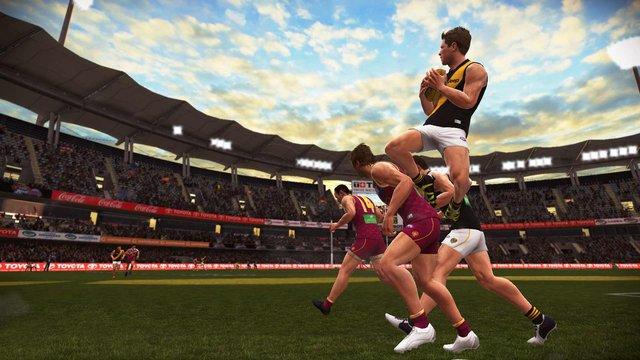 AFL Evolution screenshot