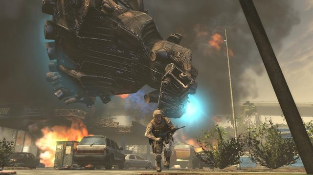 Battle: Los Angeles screenshot
