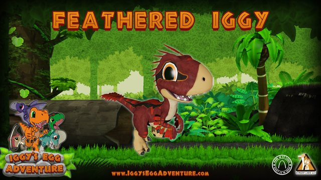 Iggy's Egg Adventure screenshot