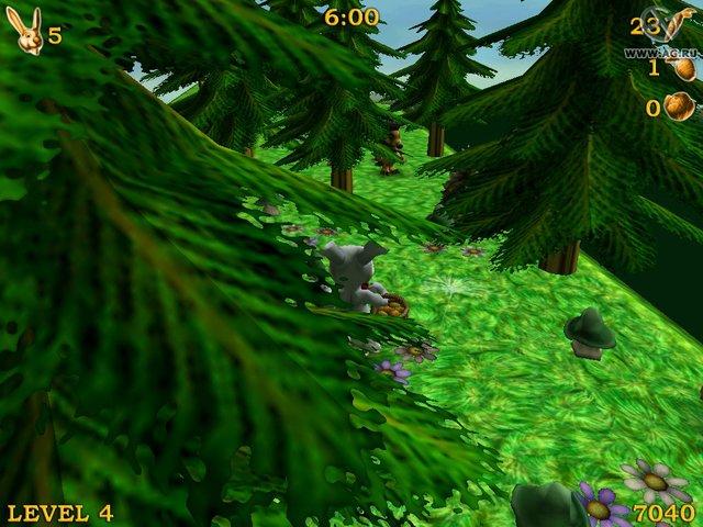 Rosso Rabbit in Trouble screenshot