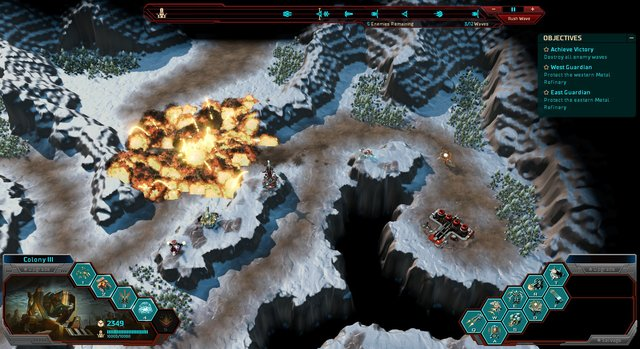 Siege of Centauri screenshot