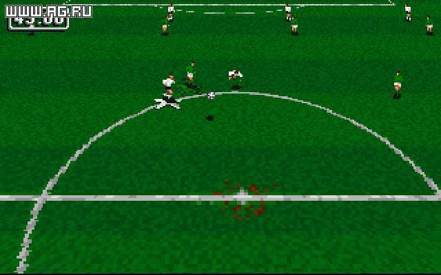 Striker '95 screenshot