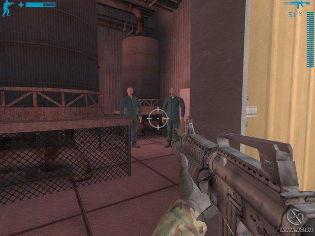 Спецназ. Штурмовая бригада 121 screenshot