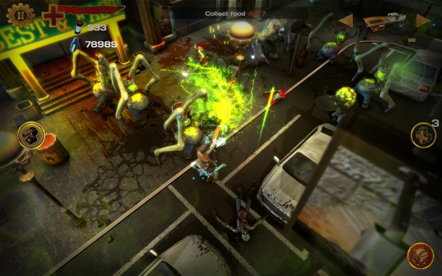 Guns n Zombies screenshot
