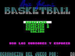 Magic Johnson's Fast Break screenshot