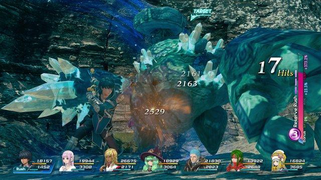 Star Ocean 5 screenshot