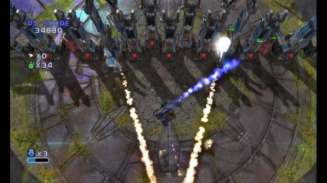 Assault Heroes screenshot