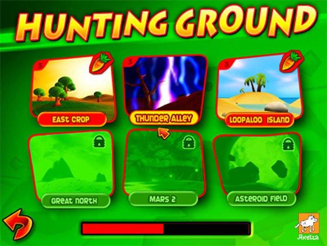 Rocket Rabbit screenshot
