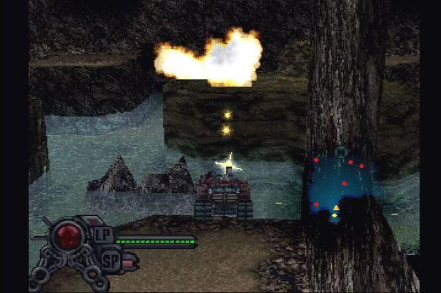 Blaster Master: Blasting Again screenshot