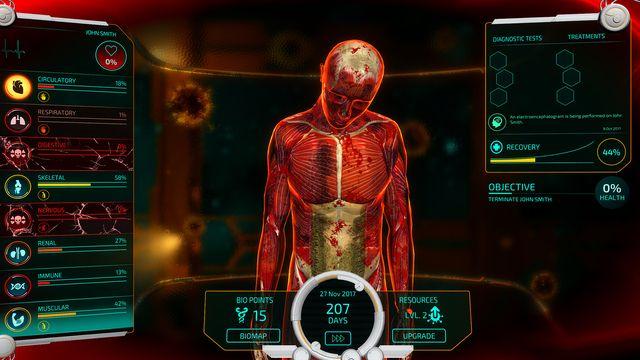 Bio Inc. Redemption screenshot