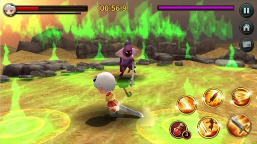 Demong Hunter 3 screenshot