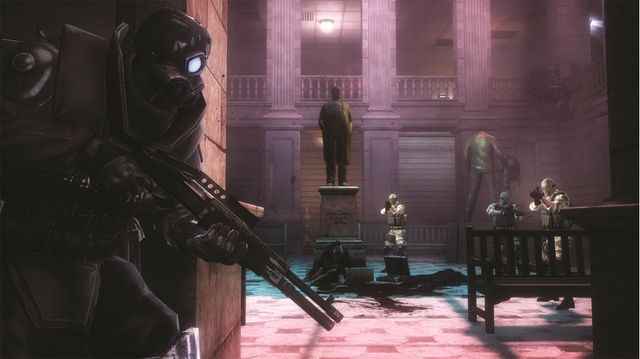 Resident Evil: Operation Raccoon City screenshot