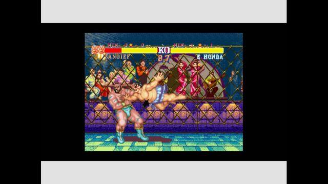 Street Fighter II' HF screenshot