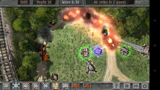 Defense Zone 2 screenshot
