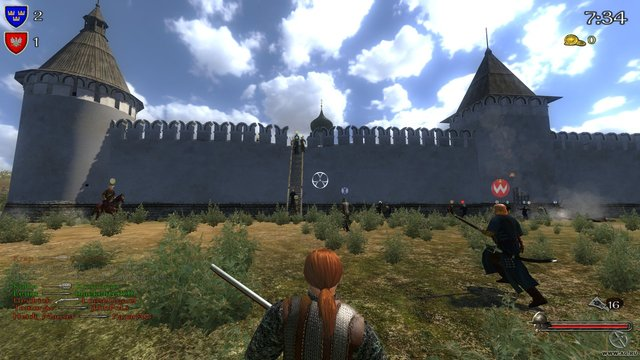 Mount & Blade: With Fire & Sword screenshot