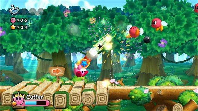 Kirby's Return to Dream Land screenshot