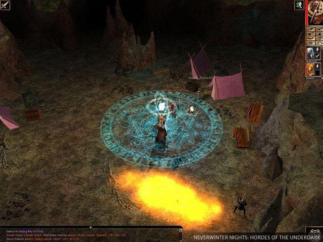 Neverwinter Nights Diamond screenshot
