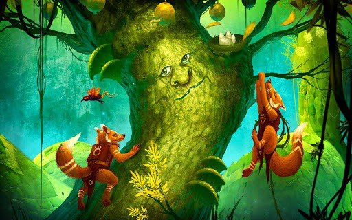 Fox Tales - Kids Story Book: Learn to Read screenshot