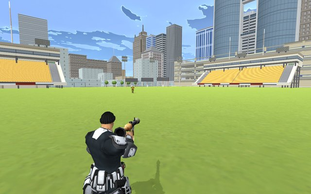 Mad Combat Marines screenshot