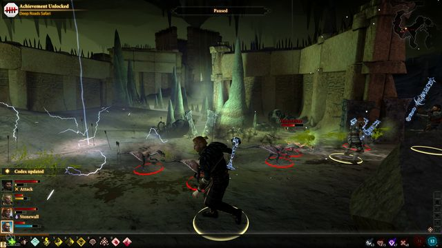 Dragon Age 2: Legacy screenshot