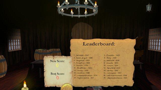 Pirate Shooter Fantasy Survival screenshot