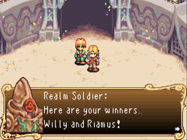 Sword of Mana screenshot