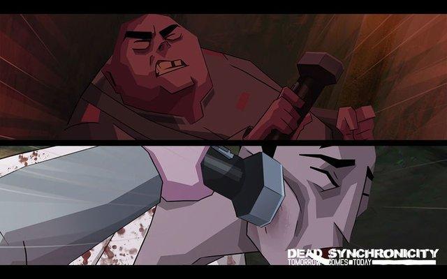 Dead Synchronicity screenshot