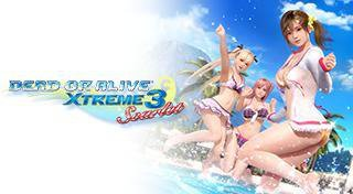 Dead or Alive Xtreme 3: Scarlet screenshot