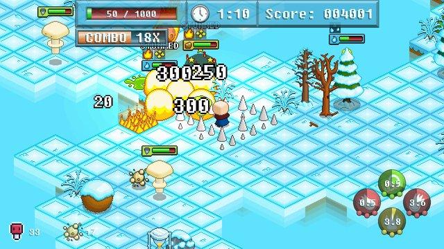 Mushroom Crusher Extreme screenshot