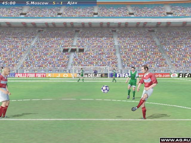 FIFA 2000 screenshot