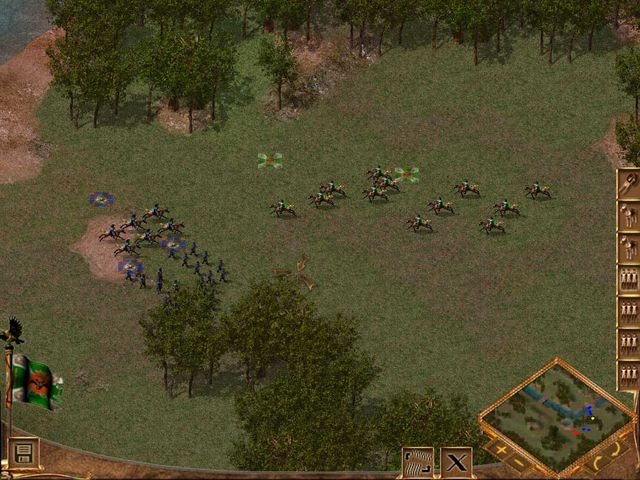Napoleon screenshot