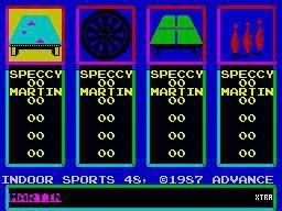Indoor Sports screenshot