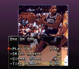 NBA All-Star Challenge screenshot