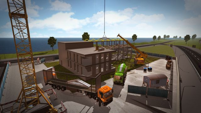 Construction Simulator 2015 screenshot