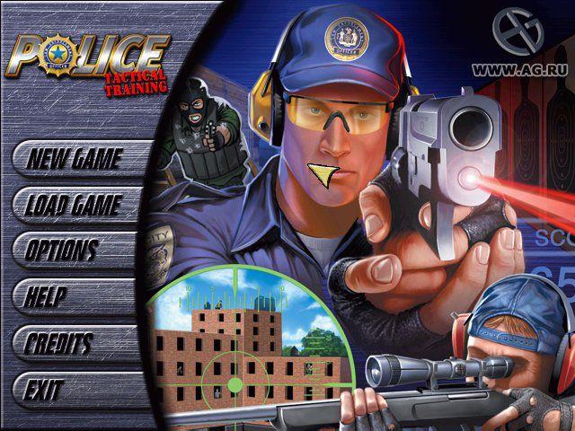 Police: Tactical Training screenshot