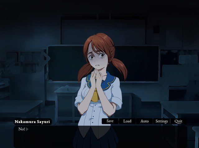 It Comes Around - A Kinetic Novel screenshot