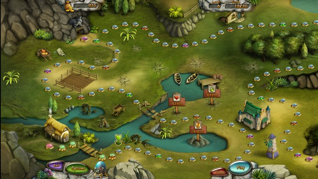 Mystika 3: Awakening of the dragons screenshot