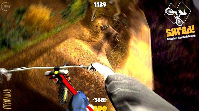 Shred! Downhill Mountain Biking screenshot