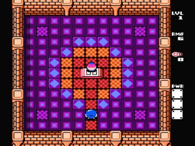 Adventures of Lolo 3 screenshot