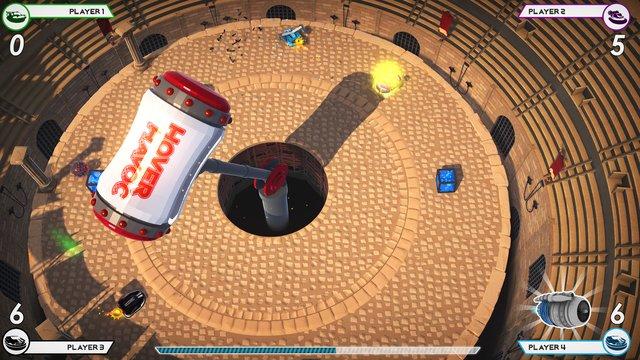 Hover Havoc screenshot